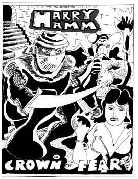 Harry Hamm 5: Mask of Fear