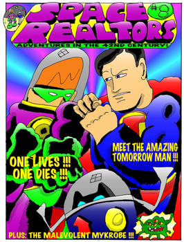 Space Realtors 8 COVER