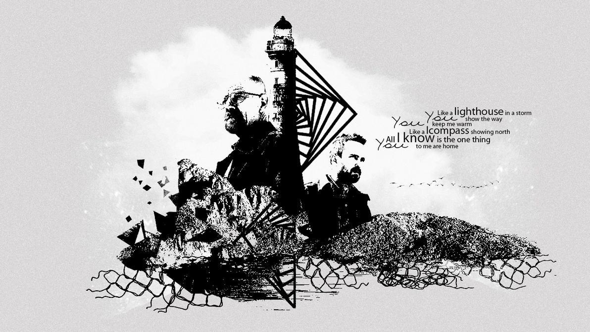 Lighthouse by byAlizeya