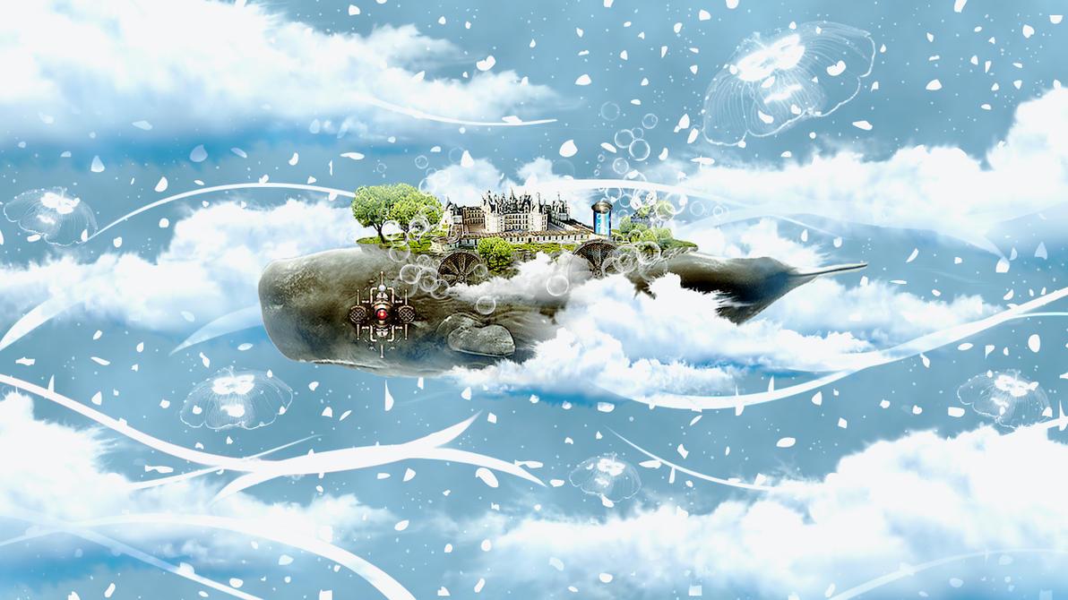 Whale by byAlizeya