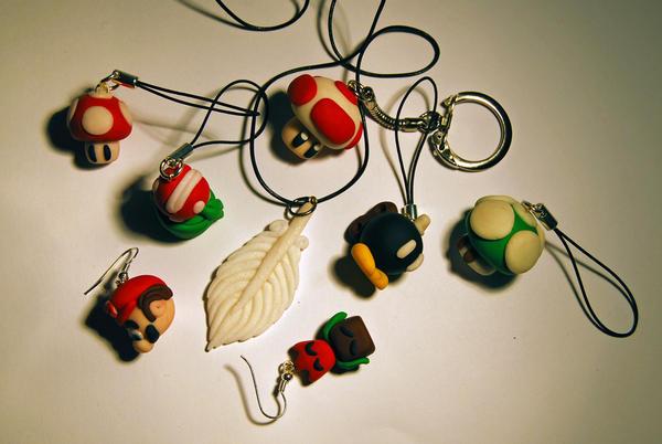 Super Mario - Collection by Tadadada