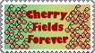 Cherry Stamp by Tadadada