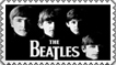 The Beatles - Stamp by Tadadada