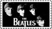 The Beatles - Stamp by Tadadada