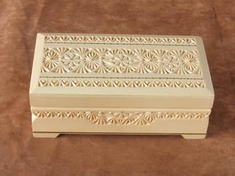 Wooden box for money by ZloverRU