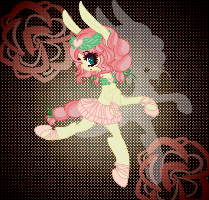 Graceful as a Rose (RQ) by anakichi