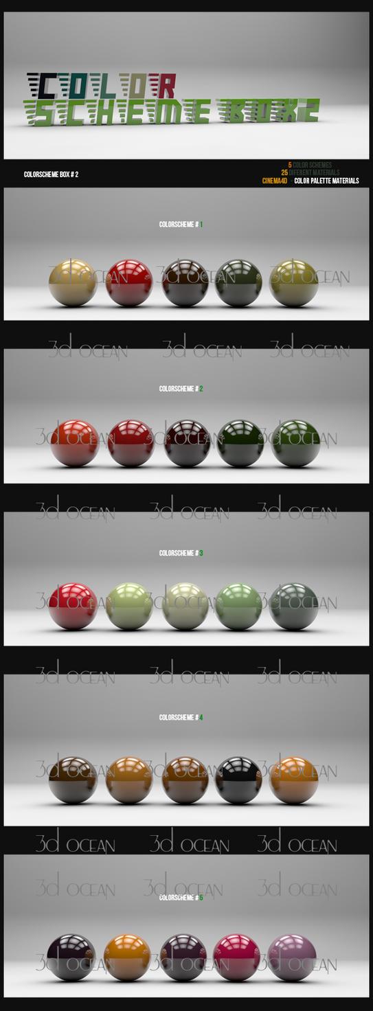 Color scheme box # 2 by codesignofficial