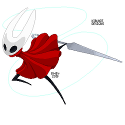 Hollow Knight: Pixel Hornet in Action