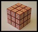 3x3x3 Noughts and Crosses by Syns-Stuff