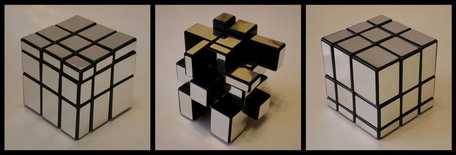 3x3x3 Mirror cube by Syns-Stuff