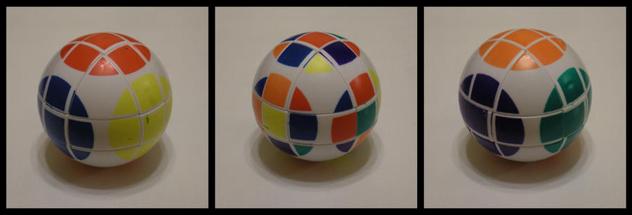 3x3x3 Ball by Syns-Stuff