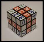 3x3x3 Calendar Cube by Syns-Stuff