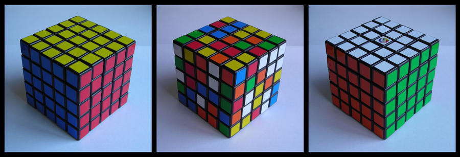Cube Collection (Part 1) by Synfull on DeviantArt