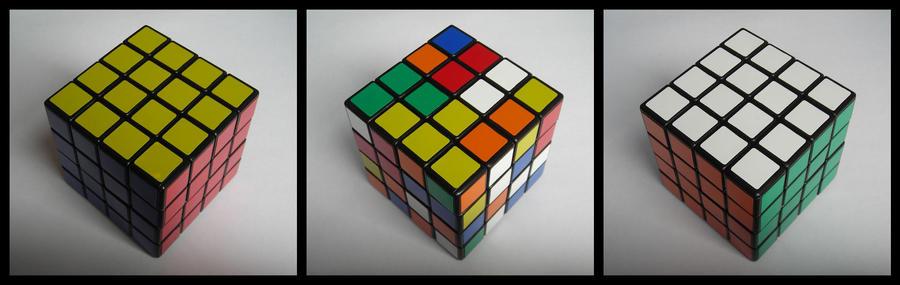 4x4x4 ShengShou cube by Syns-Stuff