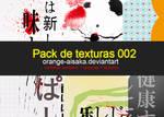 PACK DE TEXTURAS 002