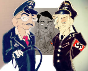Der Fuhrer will See you Now