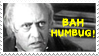 Scrooge Stamp by Vallie