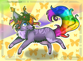 .:Double Rainbow:. by Fayven