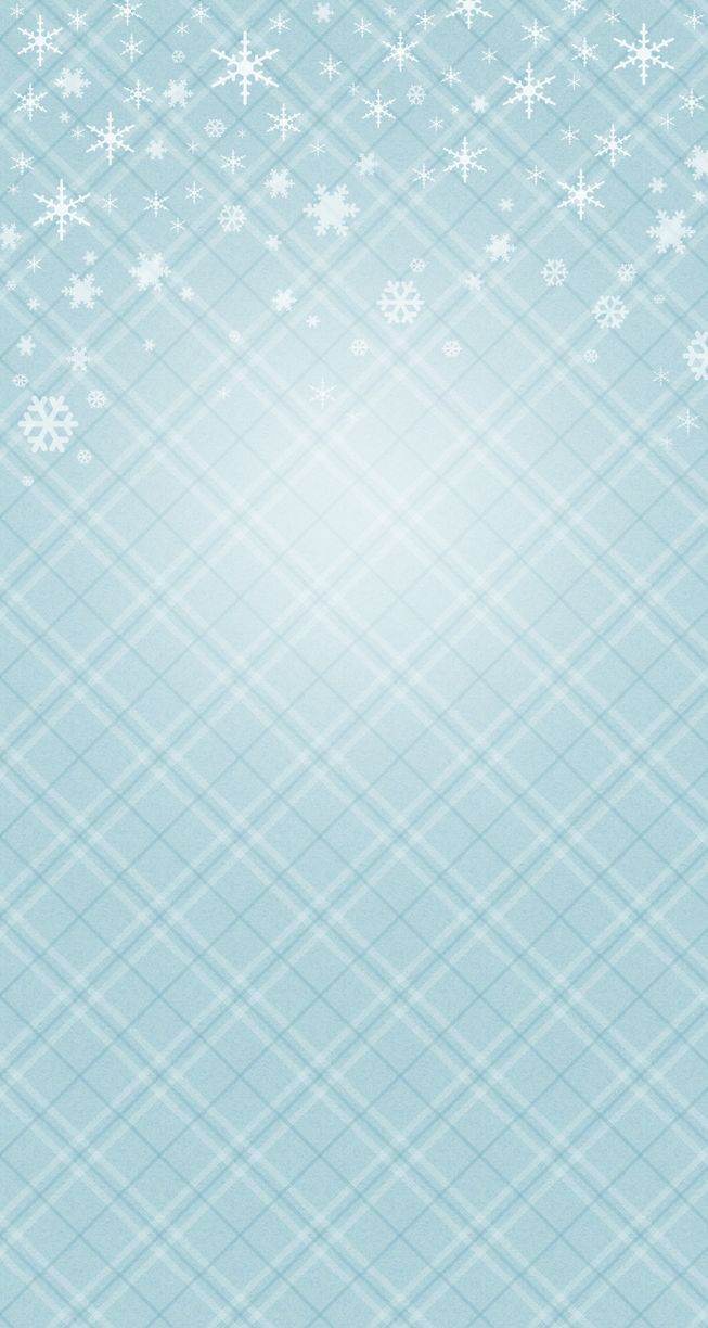 Custom Box Design - Snowflakes by Fayven