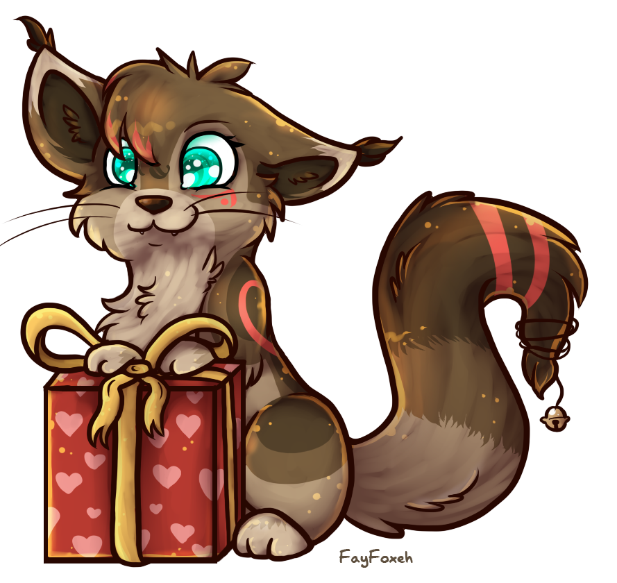 A present for Shya by Fayven