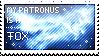 Fox Patronus Stamp by Fayven