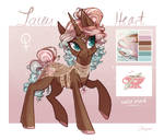 Lacey Heart - Pony OC - SALE (Closed)