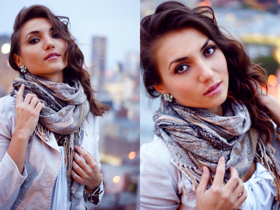 Yvette sur le toit 4 by ByMPhoto