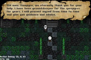Gothic RPG Dialog Box by kennedy31415