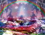 in a rainbow world
