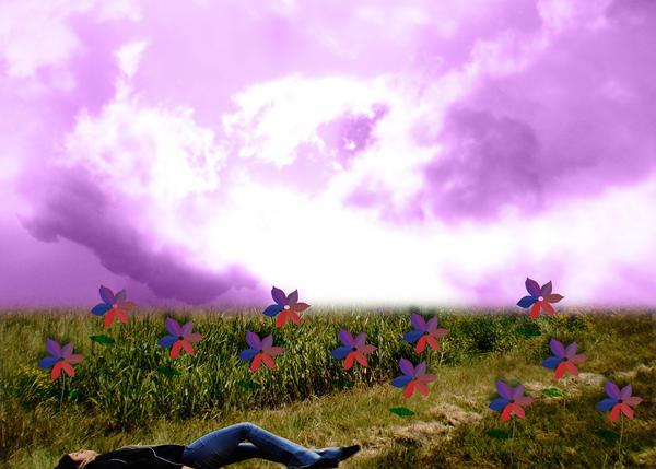 In my field of paper flowers by mysteriousfantasy on deviantart in my field of paper flowers by mysteriousfantasy mightylinksfo