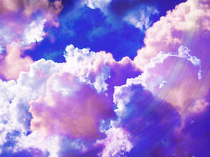 fantasy in the clouds