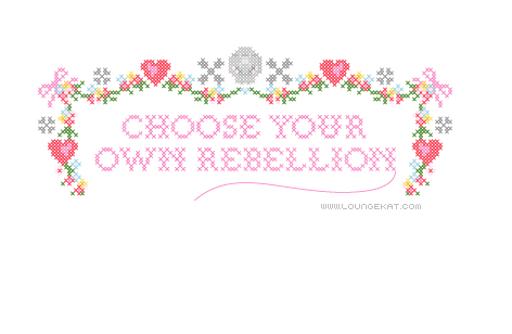 Choose Your Own Rebellion by lounge-acting