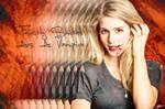 Felicity Smoak As A vampire
