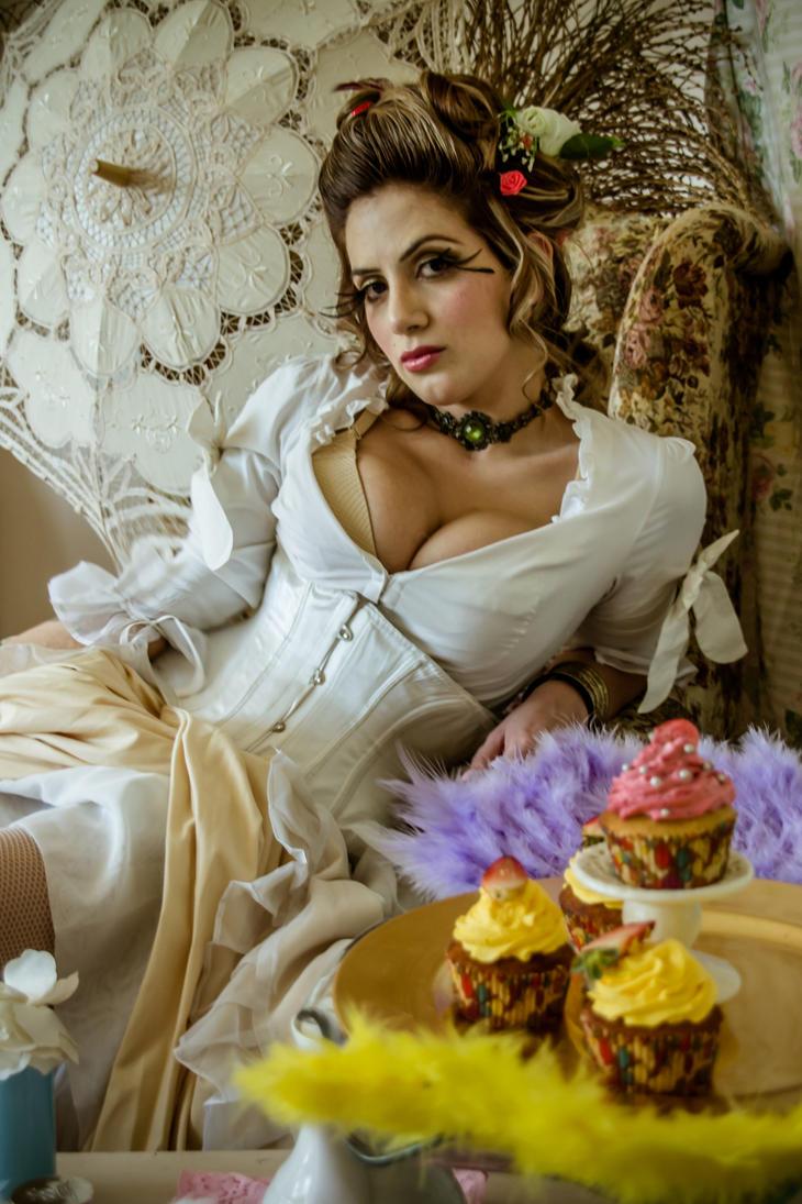 Marie Antoinette by 0faith0