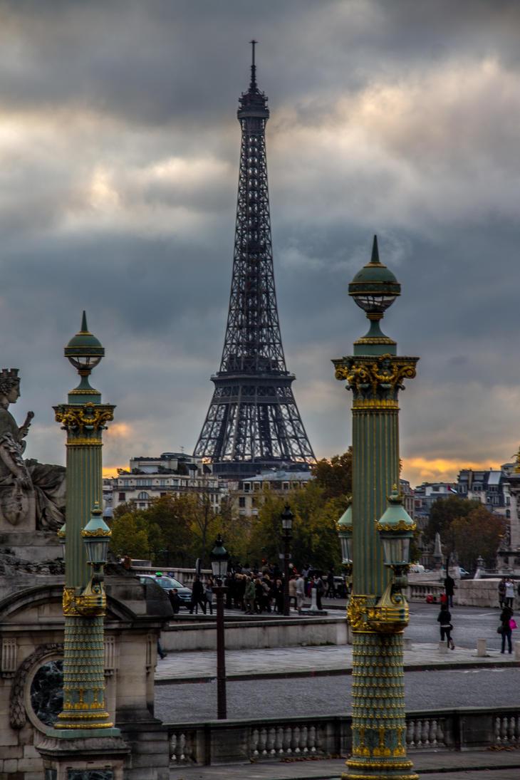 Paris by 0faith0