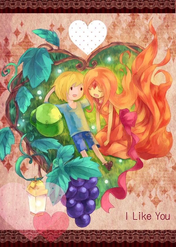 I LIKE YOU (AT) by RiceDumplings