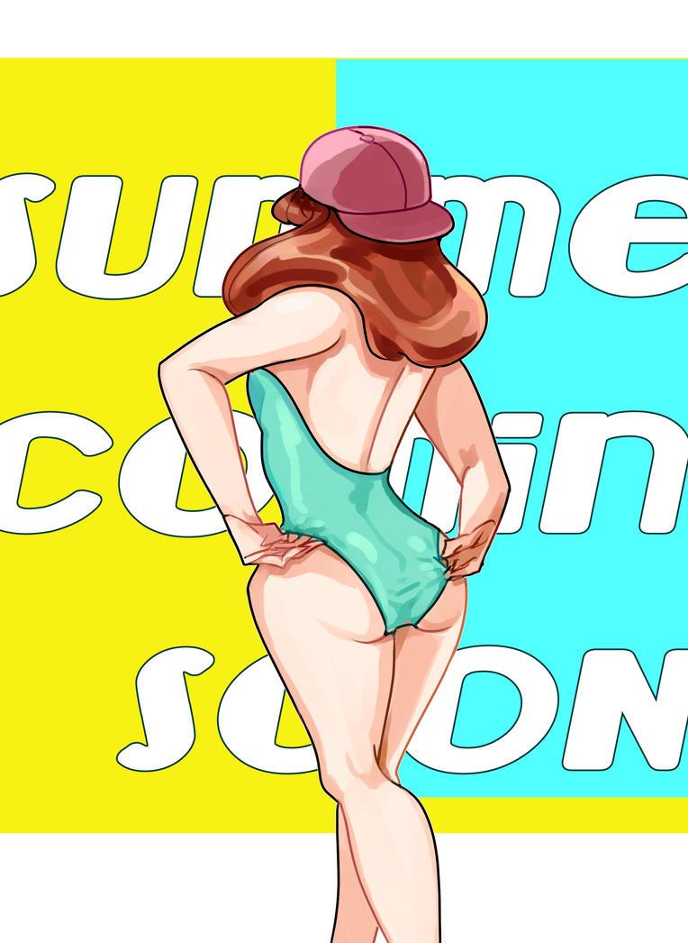 summer coming soon by RiceDumplings