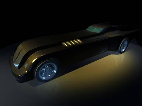 BTAS Batmobile