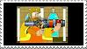 Dinner Blaster 2 stamp by Mah-Boi-Club