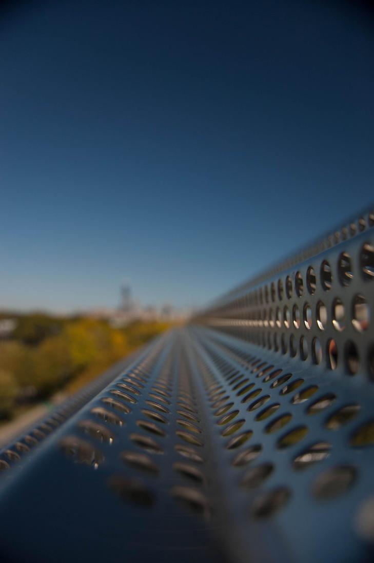Chicago skyline by ilezia