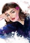 Semi Realistic Portrait 202101