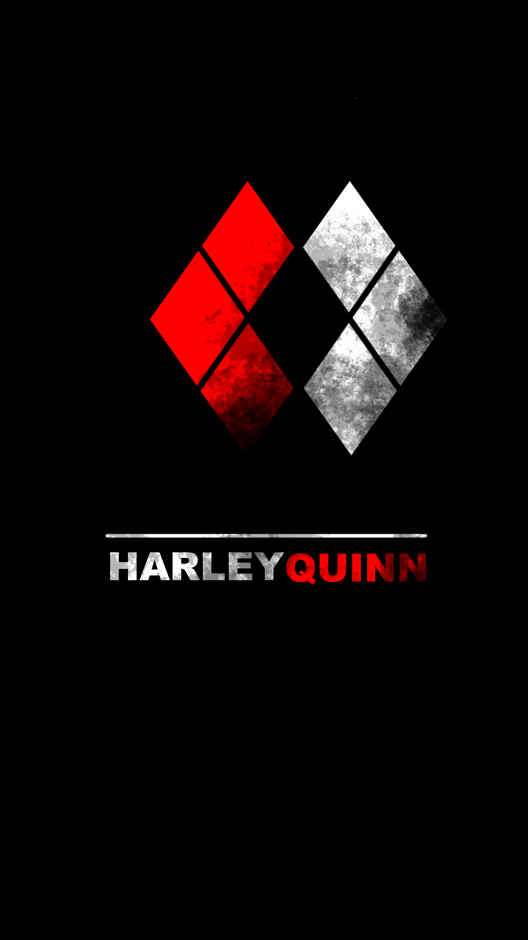 Harley Quinn Iphone 6 Wallpaper by KairoFall on DeviantArt