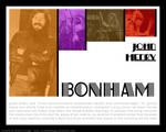John Bonham retro style