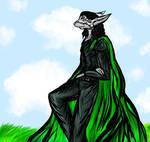Goat Loki by Andromeda-James