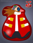 Eggman Mouse Pad