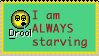 Starving Stamp by Loka-chan7