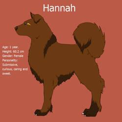 Hannah by hnm114