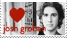 Josh Groban Stamp by AmarieVeanne