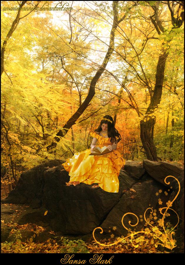 Sansa Stark by AmarieVeanne