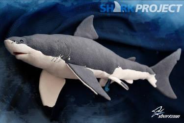 Happy Ending: The Charity shark by sharkann